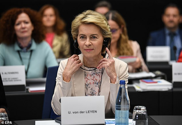 Von Der Leyen Wants €100bn Of Eu Climate Investment