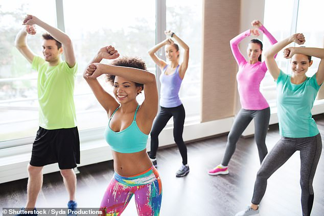 Although these days I'm likely to be found working up a sweat at my local Zumba class, I'm actually a closet football fan myself (stock image)