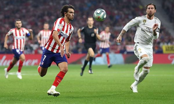 Atletico vs Real Madrid - La Liga 2019/20: Live score and updates