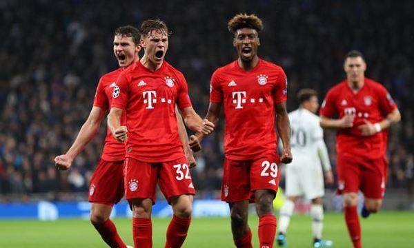 Tottenham vs Bayern Munich - Champions League: Live score and updates