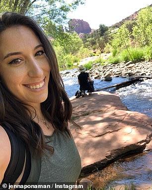 'Let them grieve' said relationship coach Jenna Ponaman, pictured
