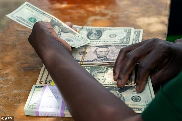 Hyperinflation in 2009 forced Zimbabwe to ditch its own currency for the US dollar