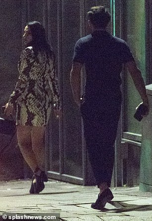 Looking for love: During his sister Jessica's birthday night out, Gareth told fans that he aspired to find 'unconditional love' after splitting from his fiancée Faye Brooks following seven years of dating in August