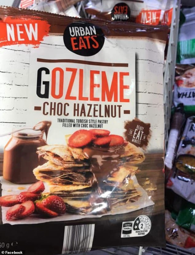 Foodies are in a frenzy as Aldi launches a new range of delicious gozleme complete with Turkish-style pastry and chocolate hazelnut