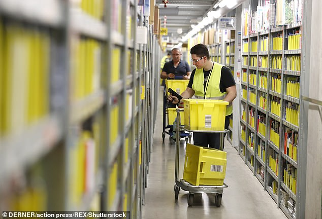 A 2018 poll of 100 Amazon workers found that more than half were suffering with depression and eight said they'd thought about killing themselves