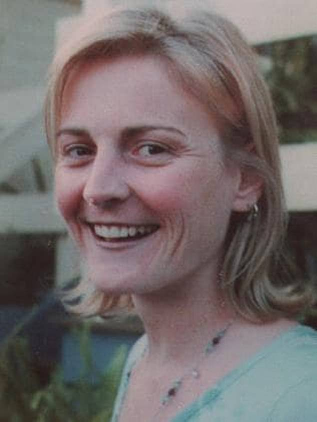 Dupas stabbed to death young female psychotherapist Nicole Patterson (pictured) and mutilated her body
