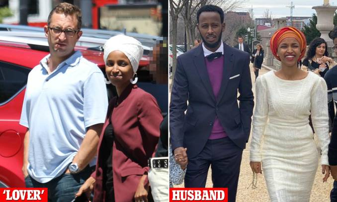 Congresswoman Ilhan Omar files for divorce from her husband ...