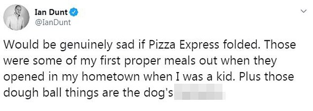 Pizza Express Customers Vow To Gather The Troops To Save