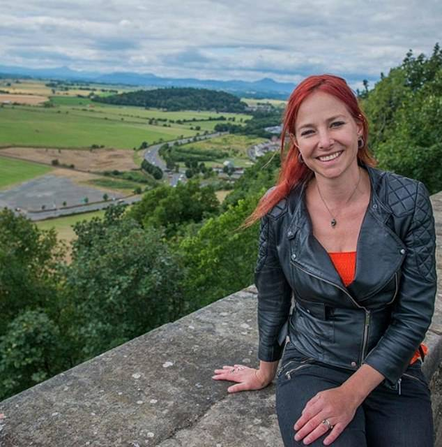 BBC presenter Alice Roberts (pictured), from the UK, shared her nine-year-old's homework with her Twitter followers