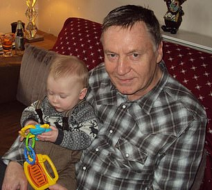 Robert Urwin, 67, (pictured) was arrested in the Ukraine in November over a cheque that bounced in Dubai 13 years ago