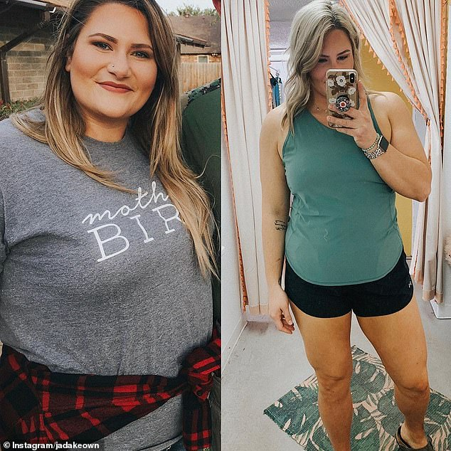 The #75HARD hashtag is already linked to more than 76,000 Instagram posts, many of which show incredible transformations like this incredible 55 pound weight loss