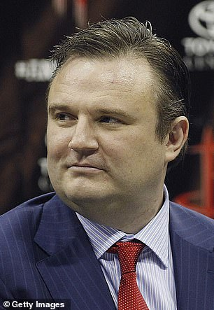 Houston Rockets GM Daryl Morey apologized on Monday for the now-deleted tweet in support of the Hong Kong protests