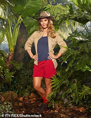 The outspoken WAG found herself being offered a place on I'm a Celebrity in 2017