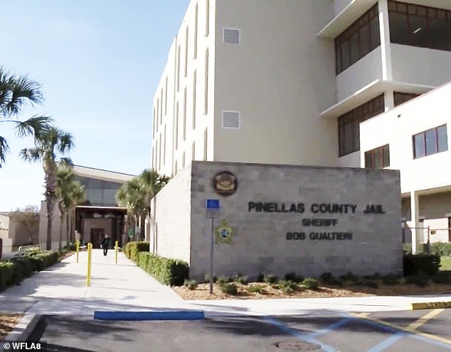 Charleswas taken into custody at Pinellas County Jail, where she admitted to the incidents, according to ABC News