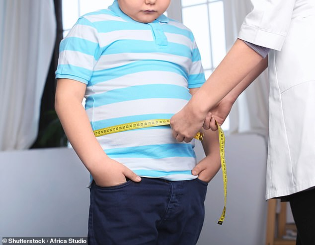 England's 10 and 11 year olds are fatter than ever before, damning NHS statistics today revealed. Almost a third of Year Six children were overweight or obese in 2018/19