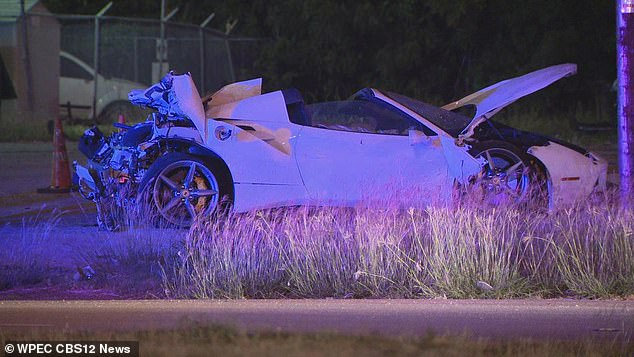 World welterweight champion Errol Spencer Jr has been involved in a horror car crash