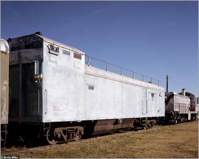 Nuclear weapons manufactured by the United States were transferred across the country in an armored train known as 'The White Train'. The train was in operation from 1951 until 1987. Despite its name, the Department of Energy's Office of Secure Transportation changed the colors of the railroad cars numerous times over the years so as not to attract adverse attention. Protesters often attempted to block the passage of the train after it set out on its journey from the Pantex Plant in Texas - where most nuclear weapons were constructed. After 1987, the government decided to transport nuclear weapons via armored trucks