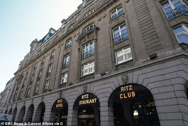 The luxury hotel first opened it's doors on 25th Mary 1906, and is still considered one of the most prestigious hotels in London