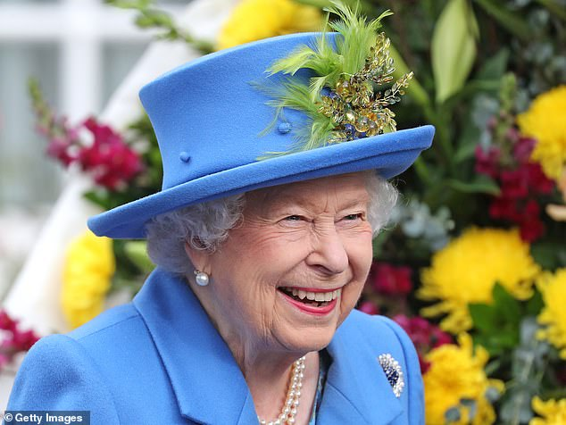 One block has been named in her honour, Queen Elizabeth Terrace, while she will also unveil a plaque to officially commemorate the opening of the new development