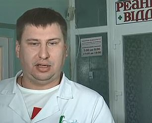 Sergey Minaev, the head of the intensive care unit of Chaplyn Regional Hospital said that the girls were very close to death. He is treating them with medication and they are getting better