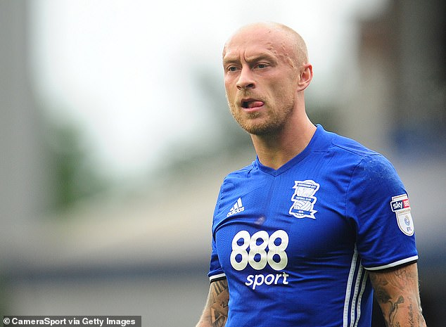 His last club in the UK was Birmingham City, before ending his career in India with ATK in 2018