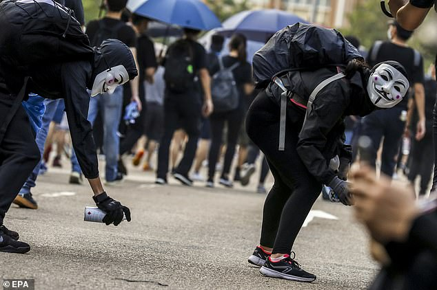 Hong Kong's police, once praised as 'Asia's finest', are also facing a crisis of confidence amid the worsening political tensions