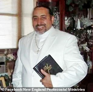 Ordained minister Luis Garcia was found dead inside his home in Londonderry on October 1 after being shot in the neck