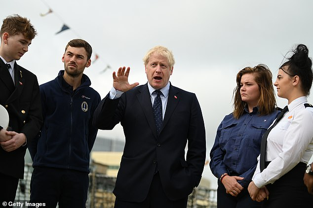 According to EU diplomats, Johnson has proposed keeping Northern Ireland in a Customs Union