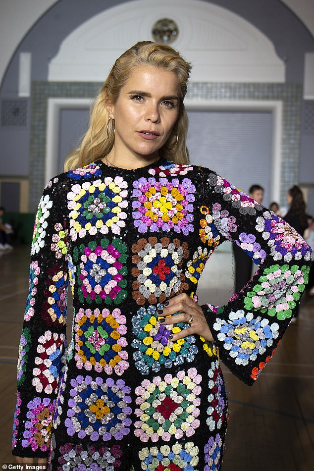 Frank:Paloma Faith revealed she raises her child, two, gender-neutral as she doesn't know 'who they're going to become'