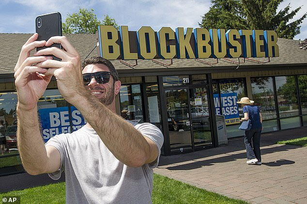 The last remaining Blockbuster in the world will remain open after seeing a surge of sales from visitors treating it like a museum