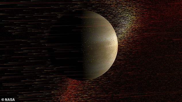 If the Ovda Regio highlands are made of basaltic rock as is most of Venus, they were likely squeezed up to their current heights by internal forces, possibly like mountains which result from plate tectonics on Earth