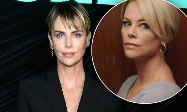 Charlize Theron reveals she doesn