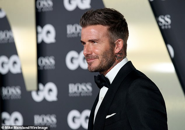 David Beckham is a hugely popular figure on social media but is fourth on the earners list