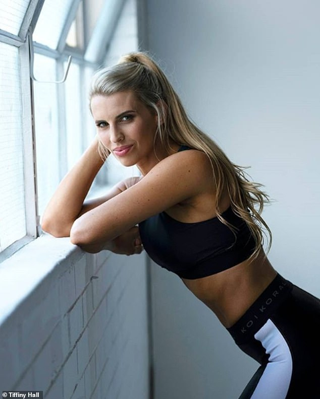 Former Biggest Loser Australia trainer Tiffiny Hall doesn't sway on her martial arts-inspired workouts but she does trade heavy carbs for greener produce when spring hits