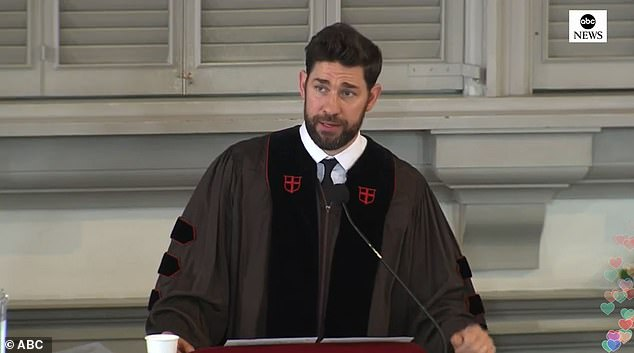 Director: The project would mark the fourth directorial effort from Krasinski, following his 2009 directorial debut Brief Interviews With Hideous Men