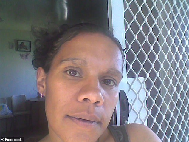 Shantel Lucas, also 32 and sat in the rear of the stolen car, was taken to The Royal Brisbane and Women's hospital with serious injuries