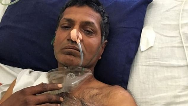 His brother-in-law, Harsukh Kardani, was also attacked while trying to defend Gopal and also died in hospital