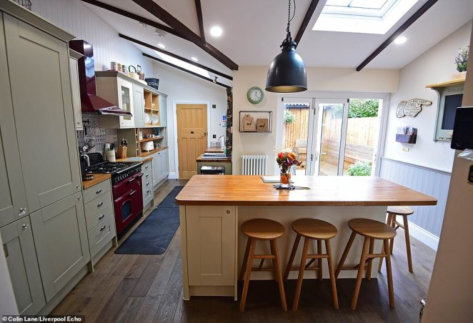The home was due to be listed on Host So Simple - an AirBnB Management in Liverpool. However, the house will not be taking bookings until later this year