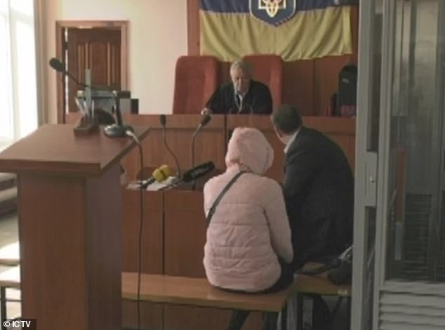 The husband faces up to eight years in prison if found guilty while the rapist Dmitry Ivchenko faces up to five years