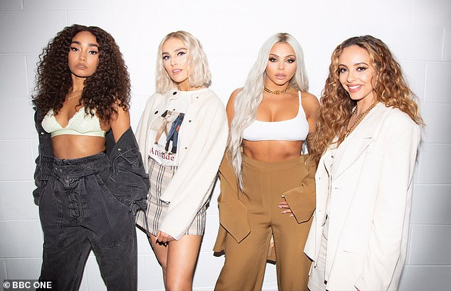 Girl Power! Simon claims he rejected the role of co-producer because the BBC One show clashed with his own plans to start a new pop group