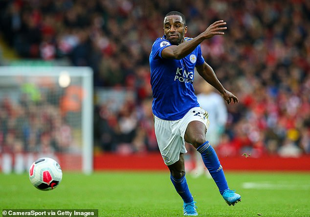 Ricardo Pereira is proving to be one of the Premier League's best full backs at Leicester