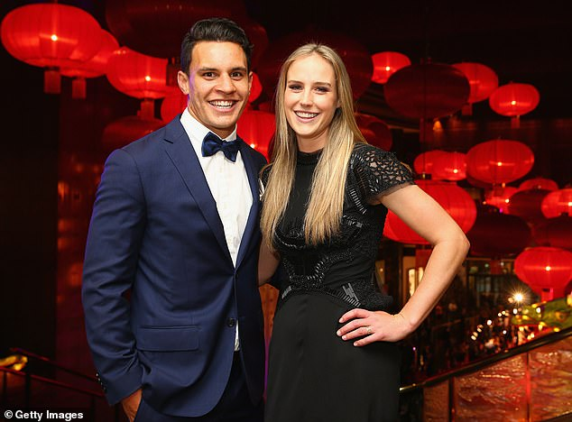 Youngs said To'omua must feel his pain having married cricket and football star Ellyse Perry