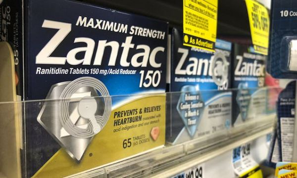 Popular heartburn drug Zantac finally pulled from the US and Canada