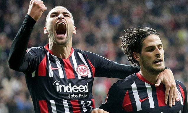 Eintracht Frankfurt 3-0 Bayer Leverkusen: Report