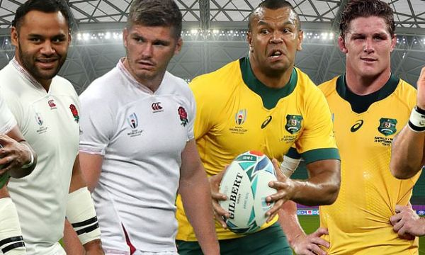 England vs Australia - Rugby World Cup 2019: Live score and updates