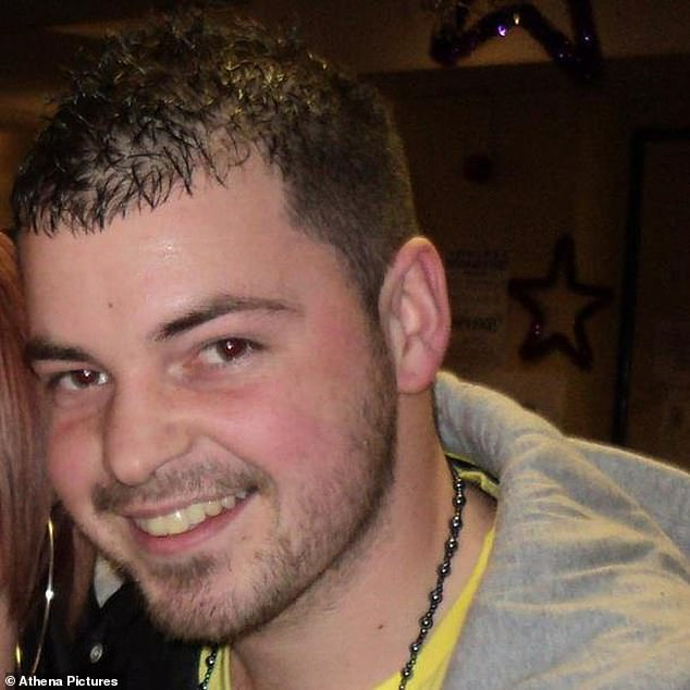 Jordan Hare, 31, from Pontprennau, Cardiff, targeted the Parkinson's sufferer to 'milk him dry'
