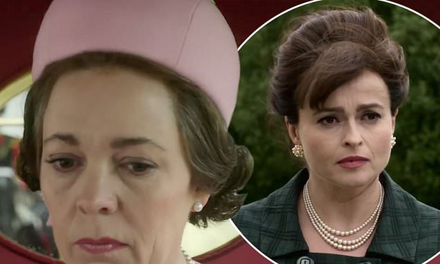 The Crown series three trailer is officially released