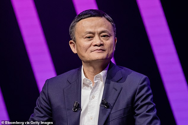 Jack Ma, founder of online retailer Alibaba Group, is the wealthiest person in China, with a net worth of about $34.6 billion