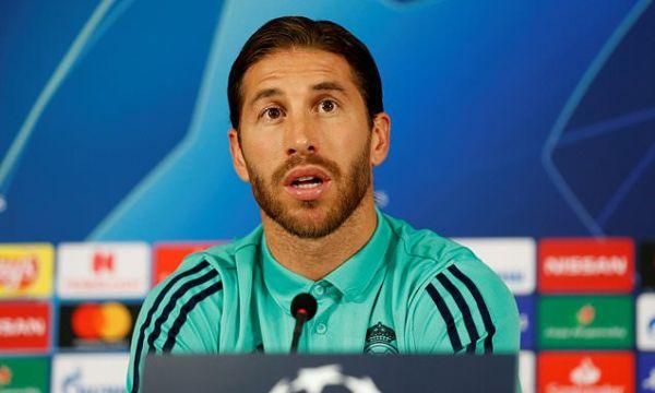 Ramos backs under-fire boss Zidane ahead of Champions League clash