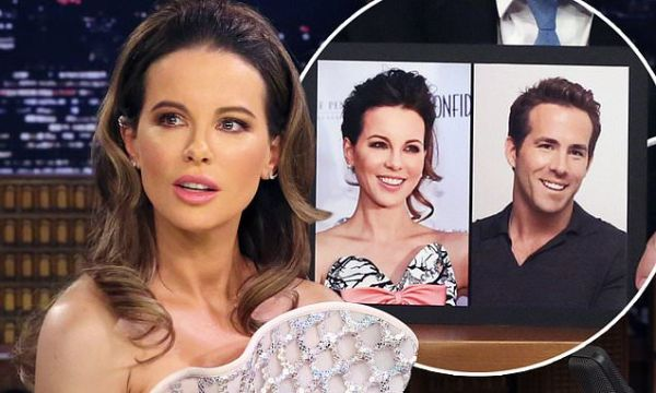 Kate Beckinsale insists she looks